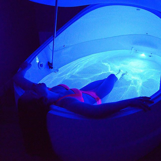 Floatation Tanks for Beauty