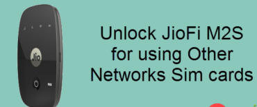 How to unlock jiofi