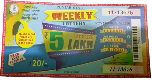 Punjab-state-weekly-lottery