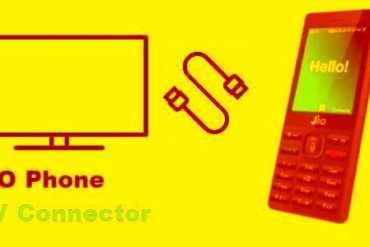 How To Connect Jio Phone to PC for Internet via USB Cable