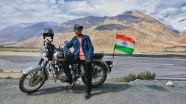 leh Ladakh Motorbike Tour